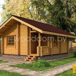 Слайд | Проекты домов из оцилиндрованного бревна | №0