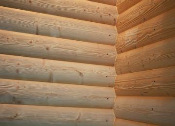 Имитация дерева - БлокХаус